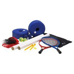 Short tennis set