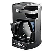 De'Longhi ICM 40B 1.8 12 Cup Coffee Machine - Black