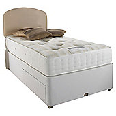Rest Assured Royal Ortho 1000 Single Non Storage Divan Bed