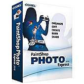 Paint Shop Photo Express 2010