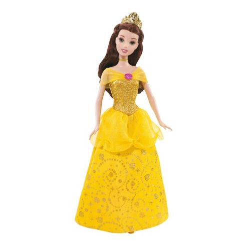 Disney Princess Sparkle Belle Doll