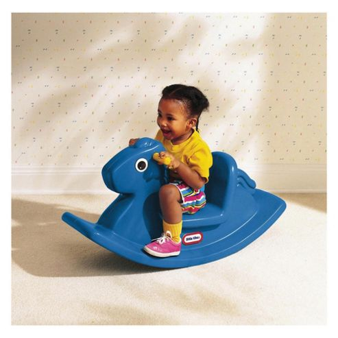 Little Tikes Rocking Horse, Blue