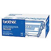 Brother TN2120 Laser Toner Cartridge - Black