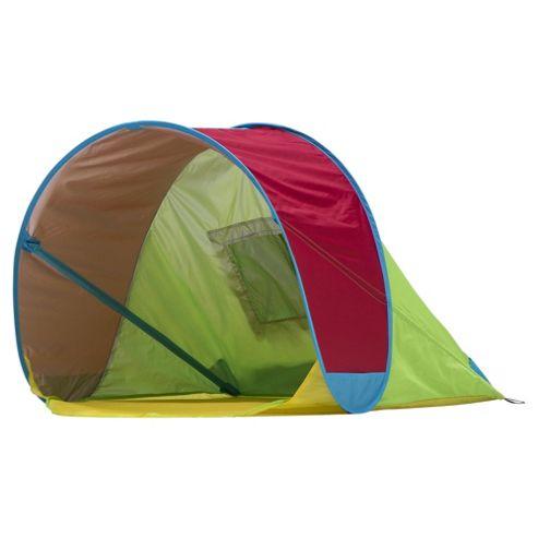 Tesco UPF 50+ Pop-Up Sun Tent