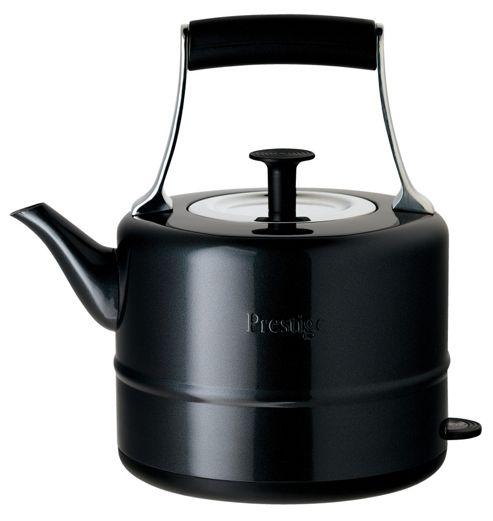 Prestige Traditional Kettle in Black