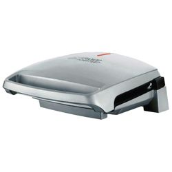 George Foreman 13621 Compact 3 Portion Grill n Melt