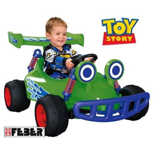 Disney Toy Story Racer 6V Ride-On