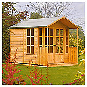 Rowlinson Arley Wooden Summerhouse, 10x7ft