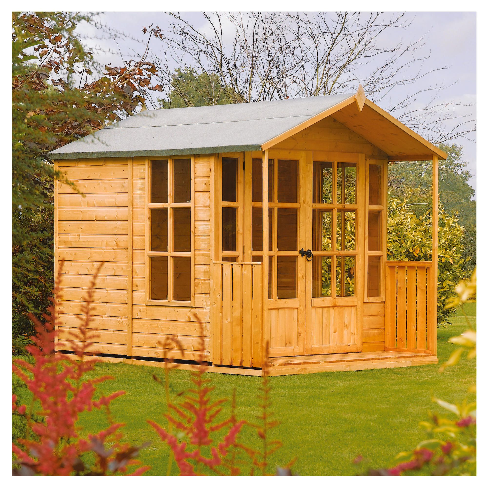 Rowlinson Arley Summerhouse at Tesco Direct