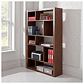 Seattle Bookcase, Walnut-effect