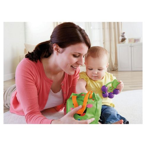 Fisher-Price Laugh & Learn Sing N Learn Shopping Tote