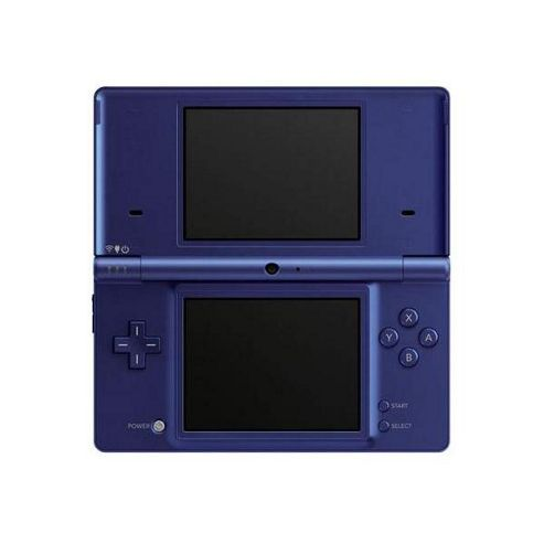 Nintendo DSi Metallic Blue..