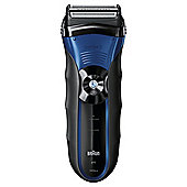 Braun Series 3 340s-4 shaver with Wet & Dry functionality