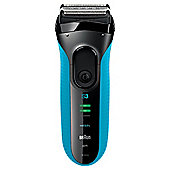 Braun Series 3 3040s-4 Rechargeable Wet & Dry Foil Electric Shaver