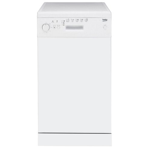 Beko DE2542FW  Slimline Dishwasher, A Energy Rating. White