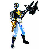 Power Rangers Megaforce 10cm Metallic Force Figure - Black Ranger