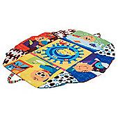 Lamaze The First Years Pyramid Baby Activity Play Gym