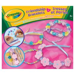 Crayola Friendship Bracelets
