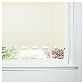 Turret Roller Blind, Cream 120Cm
