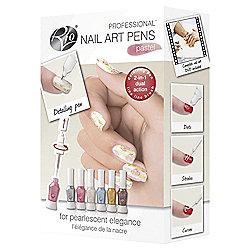 Rio Pastel Nail Art