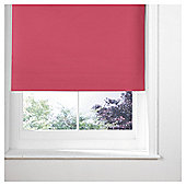 Thermal Blackout Blind, Fuschia 60Cm