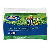 Silentnight Antibacterial Kingsize Duvet, 4.5 Tog