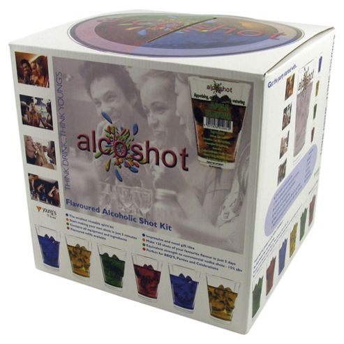 Alcoshot Starter Kit, Apple