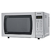 Panasonic  NN-CT579SBPQ 27L Microwave With Grill - Stainless Steel