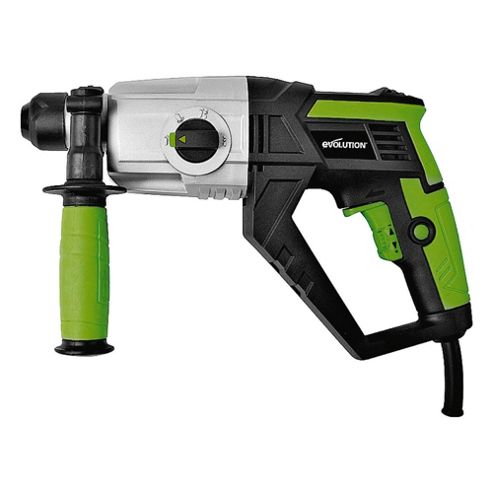 Evolution SDS 4-in-1 Function Drill