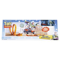 Toy Story Hot Wheels Classic Trackset