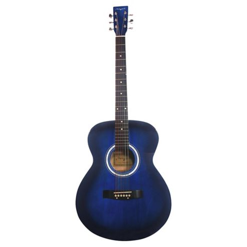 Martin Smith Acoustic Guitar Kit W100 Blue