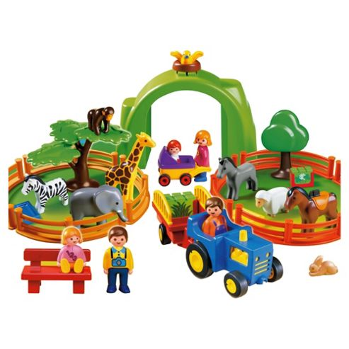 Playmobil 6754 Large Zoo