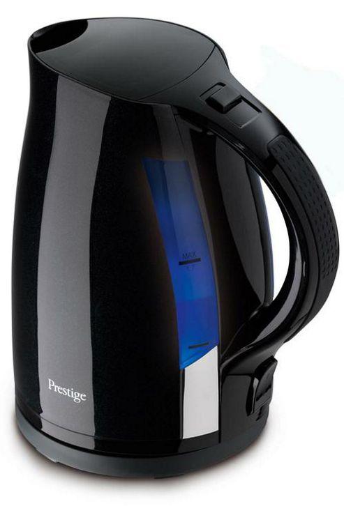 Prestige 1.7L Jug Kettle - Black