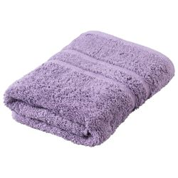 Tesco Face Cloth, Heather