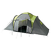 Tesco 6-Person, 3-Bedroom Family Tent