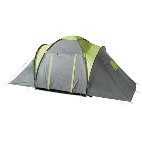 Buy Tesco 6 Man 3 Bedroom Family Tent from our Tents