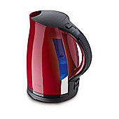 Prestige 1.7L Jug Kettle in Red