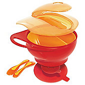 Brother Max Easy-Hold Weaning Bowl Set