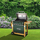 Outback Hunter 3 Burner Gas BBQ with Cover