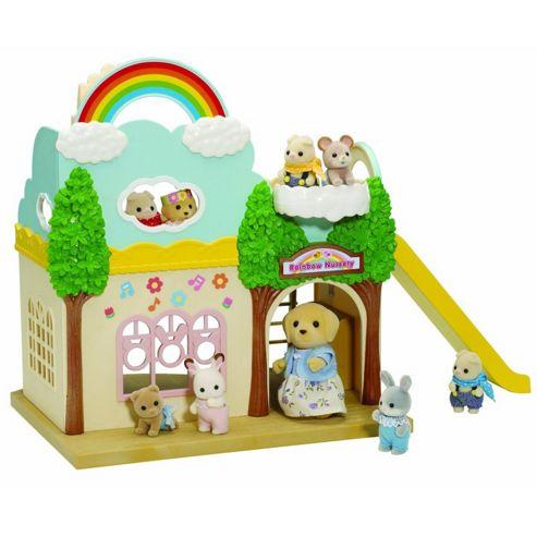 Sylvanian Families Rainbow Nursery