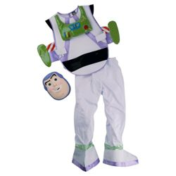 Toy Story Buzz Lightyear Fancy Dress Outfit 3/4yrs