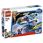 LEGO Toy Story Buzz'S Star Command Spaceship 7593