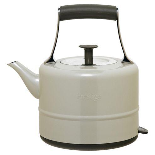 buy meyer prestige 54314 1 5l traditional kettle almond. Black Bedroom Furniture Sets. Home Design Ideas