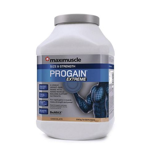 Maximuscle Progain Extreme 2083g Chocolate