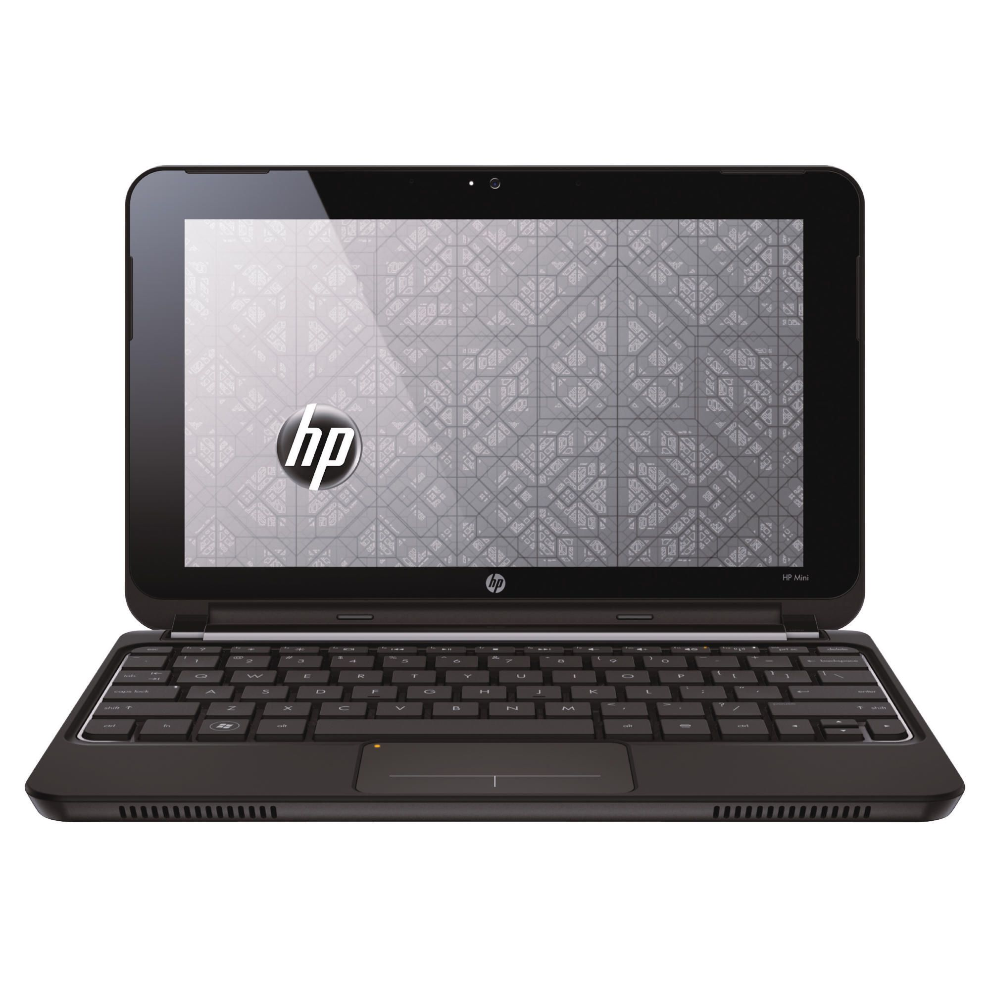 HP Mini 210-1020 Black Netbook - (Intel Atom N450, 1GB, 160GB, 10.1'' Screen, Windows 7 Starter) at Tesco Direct