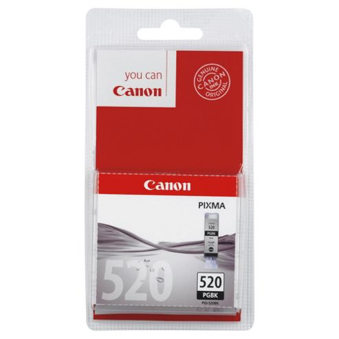 Canon PGI-520 Printer Ink Cartridge - Black