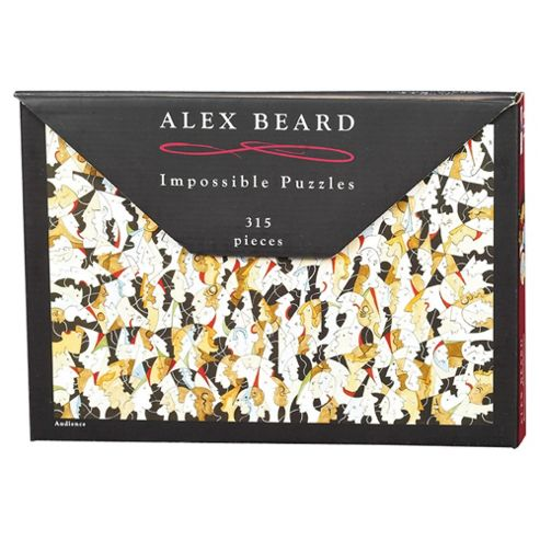 Paul Lamond Alex Beard Impossible Puzzles Audience 315Pc
