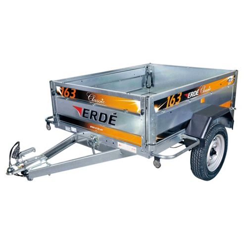 Erde Classic 163.2 Trailer (supplied for self assembly)