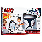 Star Wars Star Cruiser Attack Battleships Game