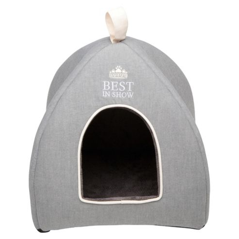 Best in Show domed pet bed